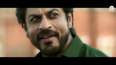 shahrukh khan smiley face on dhingana song movie raees, picture, image, wallpaper, cover photo