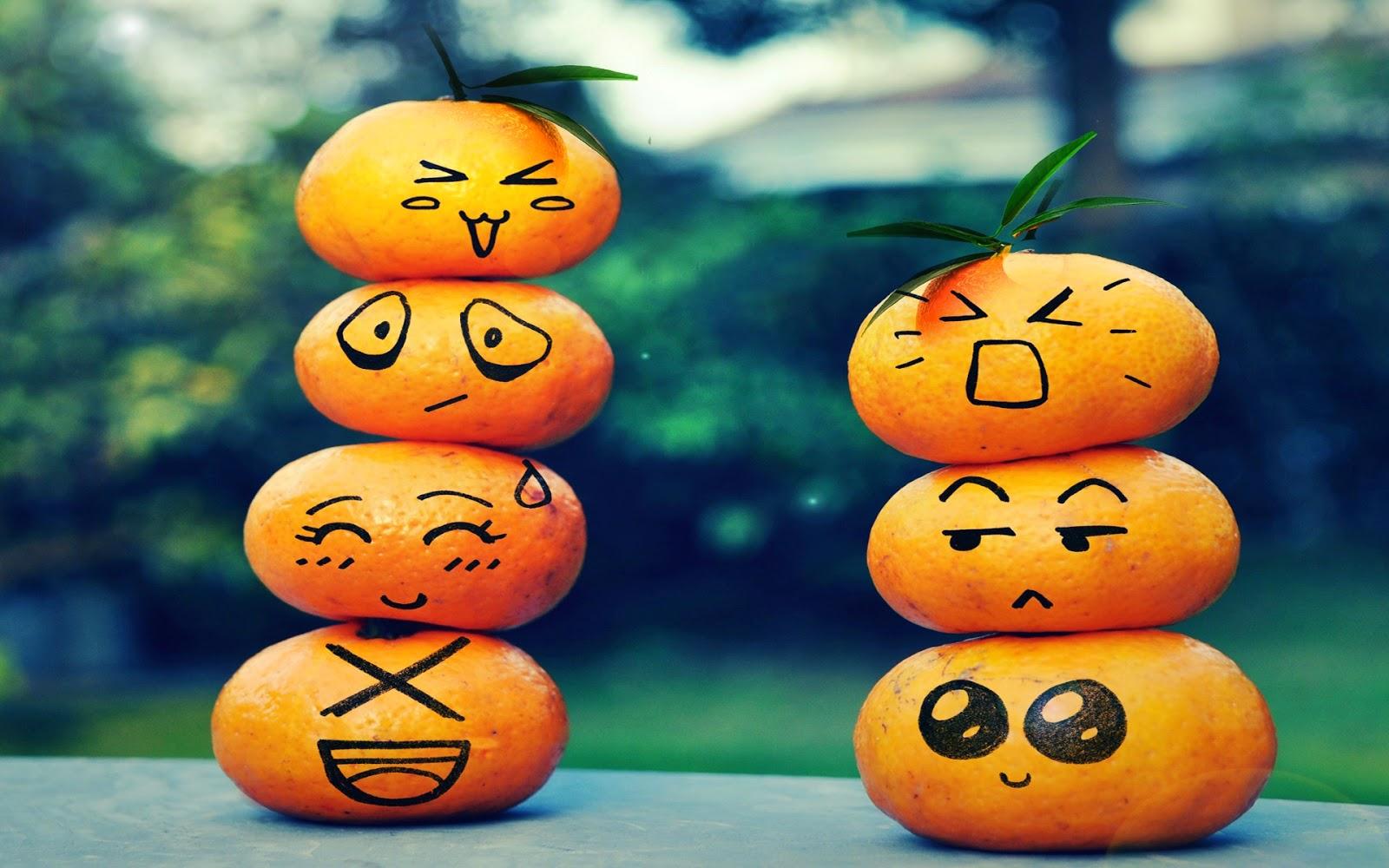 Emociones naranjas