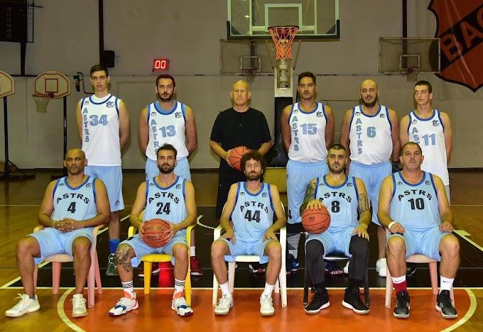 Πρόκριση δια… περιπάτου στο κύπελλο ανδρών της ΕΚΑΣΘ για τον Αστέρα Ιπποδρομίου-Επικράτησε με 96-25 του Δαίδαλου Ανω Πόλης-Το πανόραμα της διοργάνωσης