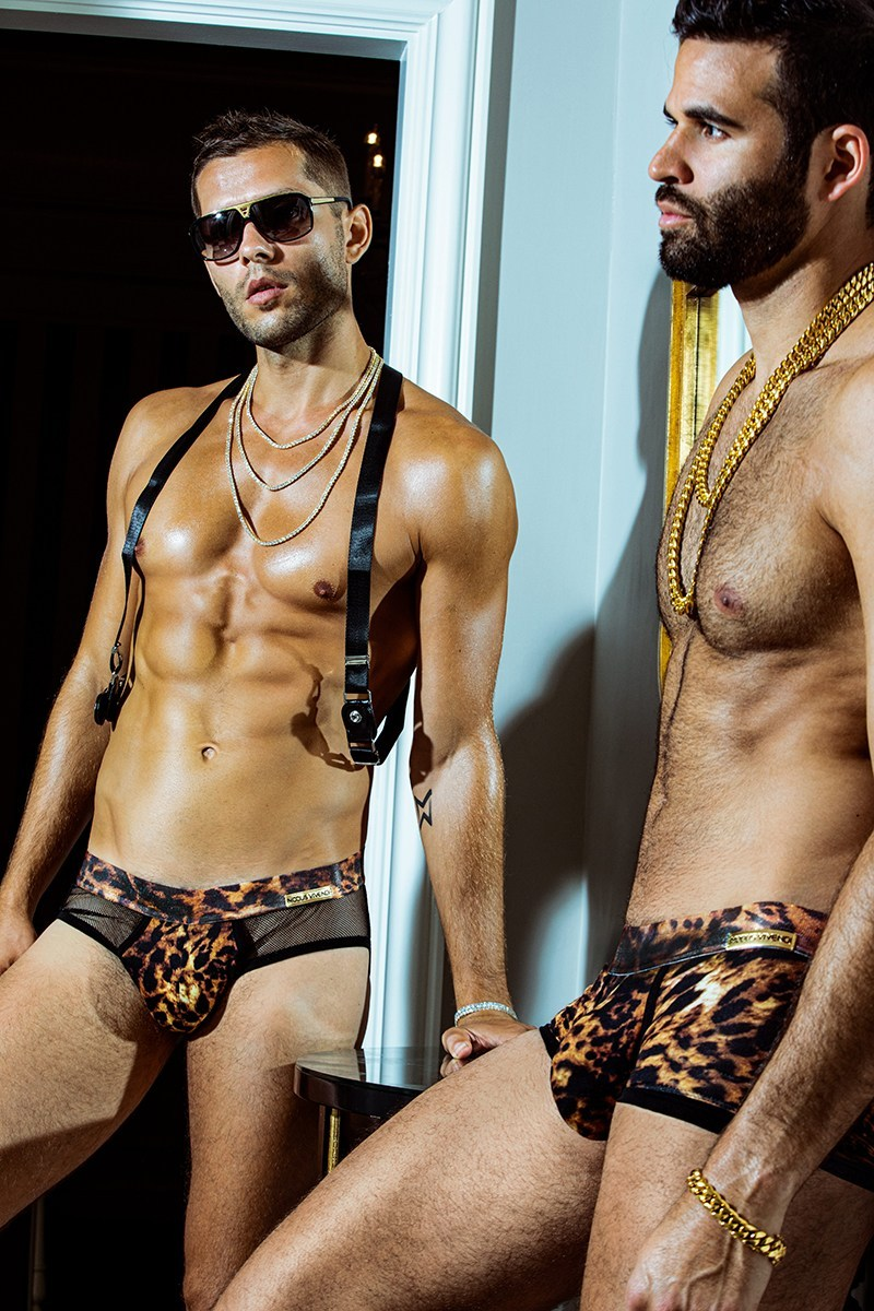 Matt Bieg and Marcos Mejia Wears Modus Vivendi