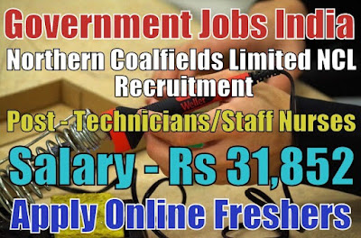 NCL Recruitment 2018