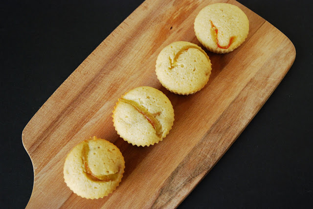 Financiers amandes pasteque