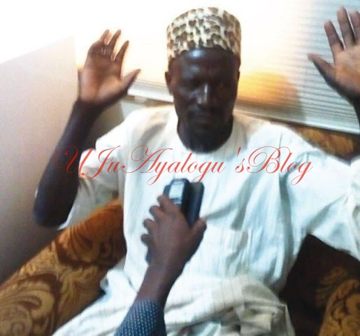 See Man Who Allegedly R*ped his 7-month-old Step Daughter in Katsina State (Photo)