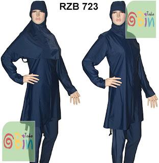baju renang muslim syari RZB 723