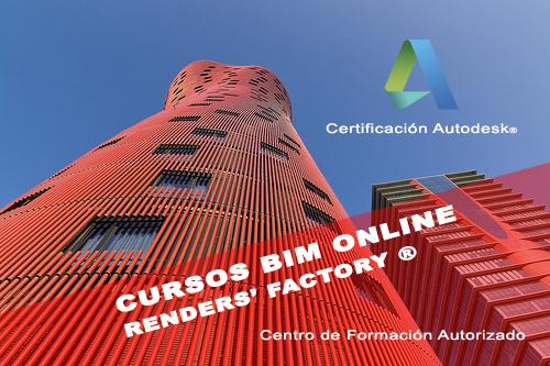 Cursos BIM Online (Rendersfactory AECO Competence Center