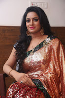 Udaya Bhanu lookssizzling in a Saree Choli at Gautam Nanda music launchi ~ Exclusive Celebrities Galleries 042.JPG