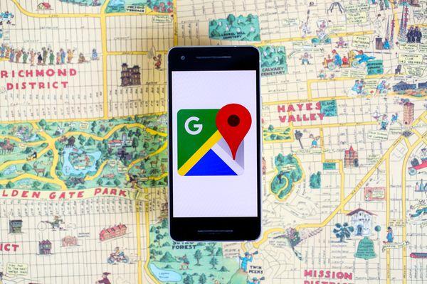 ميزة جديدة و مفيدة من جوجل مابس