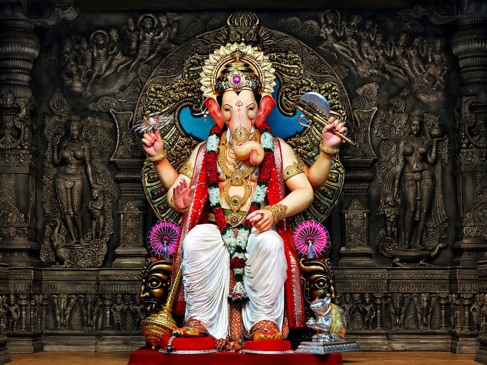 Lord Ganesha Photo Gallery, Best Ganeshji Pictures