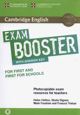Cambridge English Exam Booster 2017 (for First and First for schools) with answers pdf