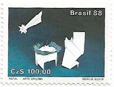 Selo Arte Origami