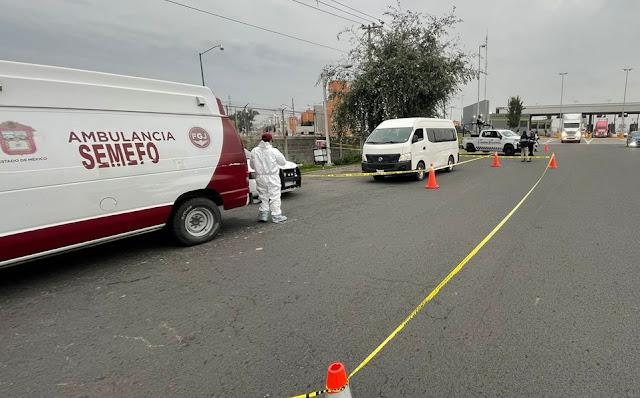 URGENTE: Matan a militar durante asalto a transporte privado en ECATEPEC, ¿Y QUE HACE AMLO? Cuestionan ciudadanos