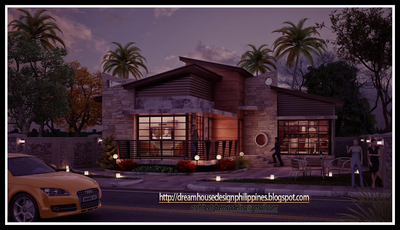 Click this postmodern house image to enlarge