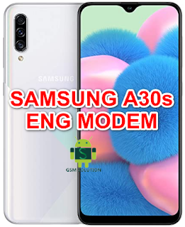 Samsung A30s SM-A307GN Eng Modem File-Firmware Download
