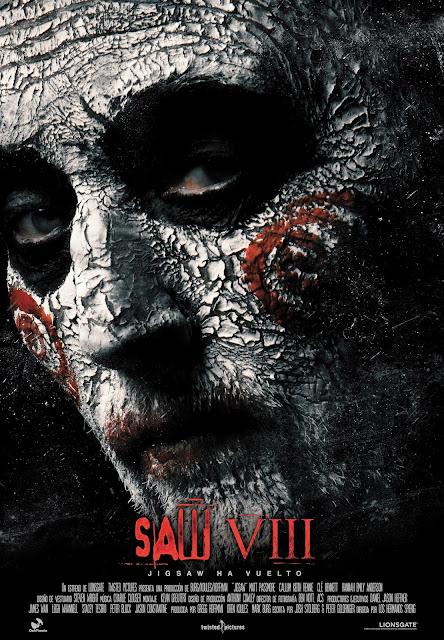 Saw VIII: Jigsaw (2017) ταινιες online seires xrysoi greek subs