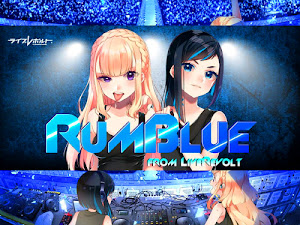 RumBlue from LiveRevolt - Gekijou BLUEFUTURE/Aoku Nare