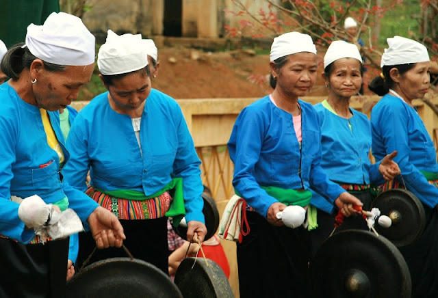 Part 1: Traditional custom of Vietnamese ethnics on Tet holiday 2