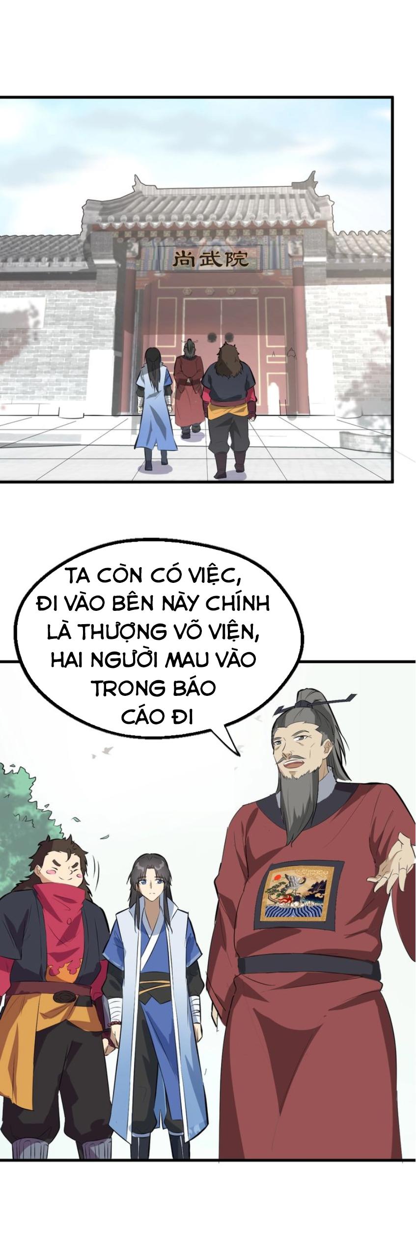 Đại Nghịch Chi Môn Chapter 47 video - Hamtruyen.vn