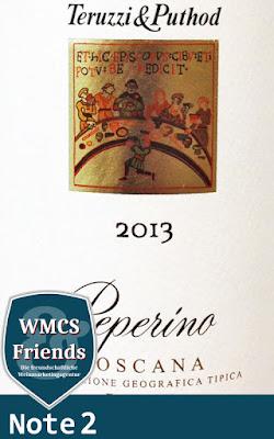 Teruzzi & Puthod Peperino Toscana Rosso IGT 2013