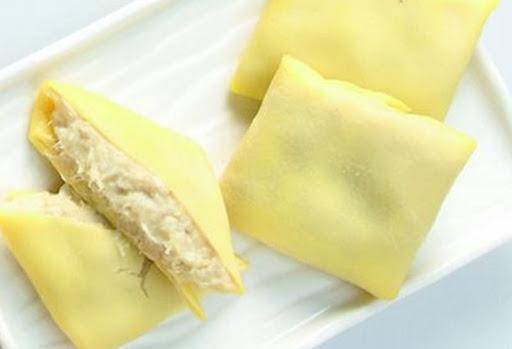 5 Langkah Membuat Pancake Durian Yang Nikmat