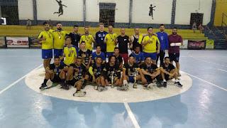 Torneio de Handebol em Sete Barras reúne atletas do Vale do Ribeira