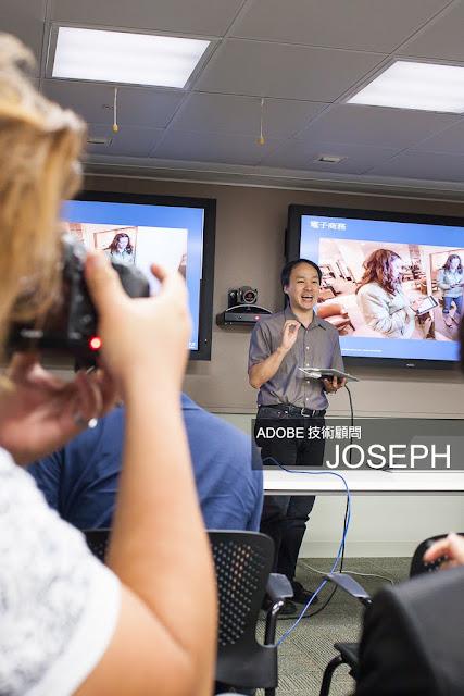 Adobe 台灣 CS6 部落客聚會 - 技術顧問