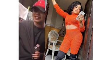 Bobrisky shows up at his father's birthday dressed as a 'man' (video)