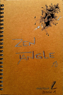 My Zentangle Collection Book #1