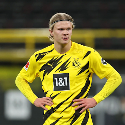 Chelsea to offer four players in swap deal for Dortmund's Haaland