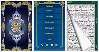Aplikasi Al Quran dan terjemahan lengkap