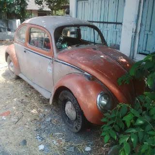 Yang Cari Bahan VW Kodok...Silahkan ni..