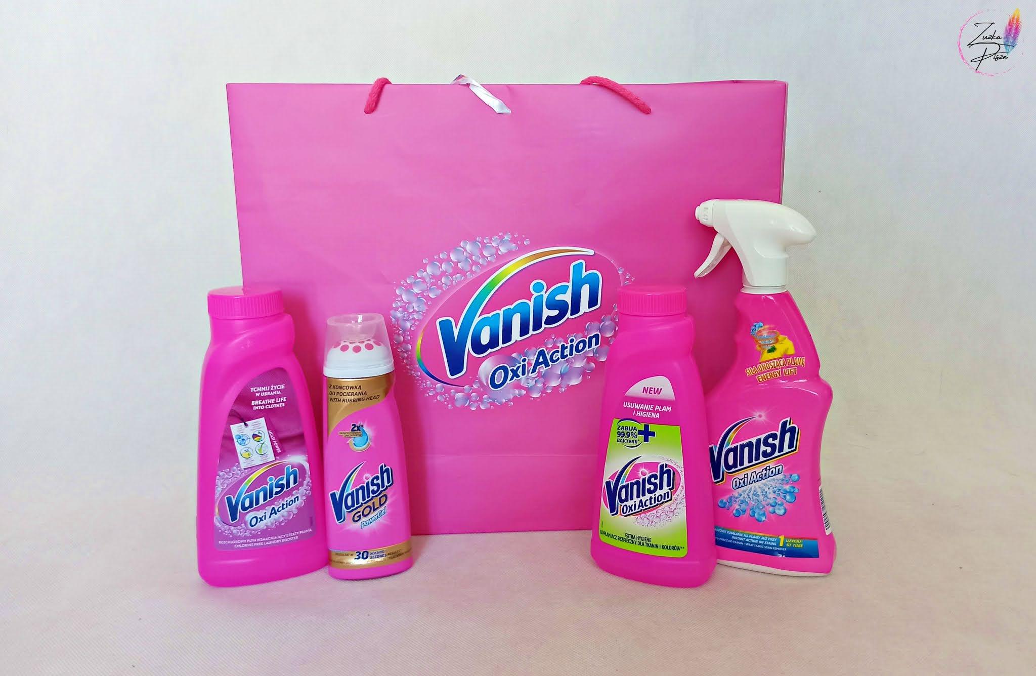 """Vanish: """"Noś ubrania dłużej, wodę zostaw naturze"""" część II"""
