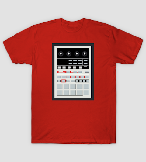 Iconic Beat Machine Series #3 Tee