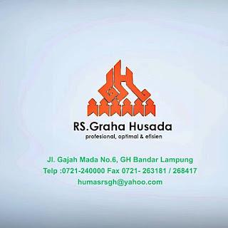 Lowongan Kerja Rumah Sakit Graha Husada Bandar Lampung
