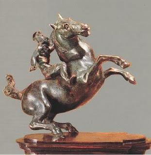 escultura da vinci