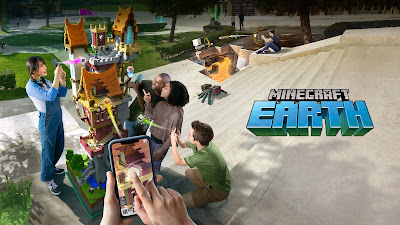 Minecraft Earth iOS/Android