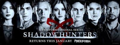 Segunda temporada de Shadowhunters