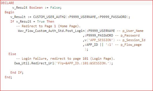 Oracle APEX Tutorial - What is Custom Authentication in Oracle APEX