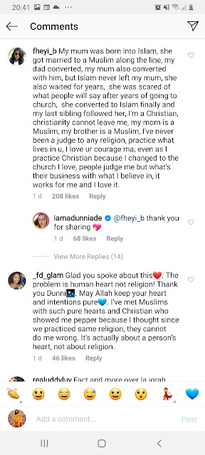 yoruba actress adunni ade is muslim