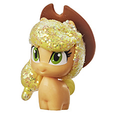 MLP Special Sets Unicorn Party Present Applejack Pony Cutie Mark Crew Figure