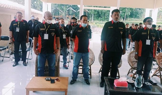 DPP LSM Penjara Gelar Rakor Bersama Pengurus DPC se-Jawa Barat