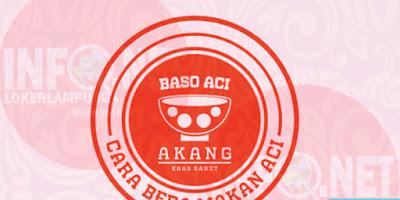 Lowongan Kerja Lampung Kasir Baso Aci Akang Lampung