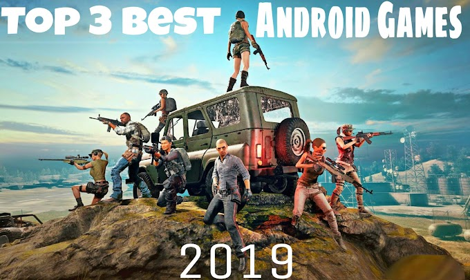 Top Best High Android Graphics Games