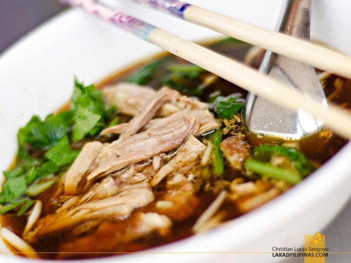 Chiang Mai Duck Noodles