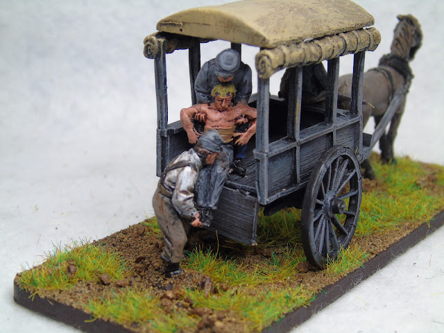 perry miniatures acw confederate ambulance rebels and patriots
