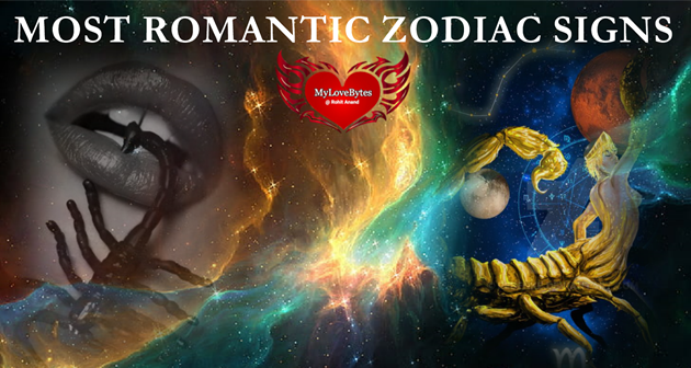 Most Romantic Zodiac Signs in Astrology, Horoscope By Top Astrologer India