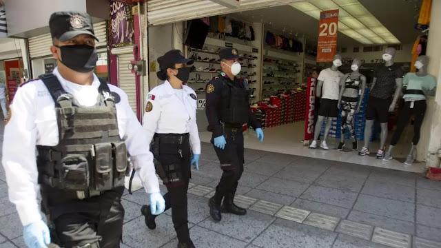Van 8 muertos y 585 casos de coronavirus en México