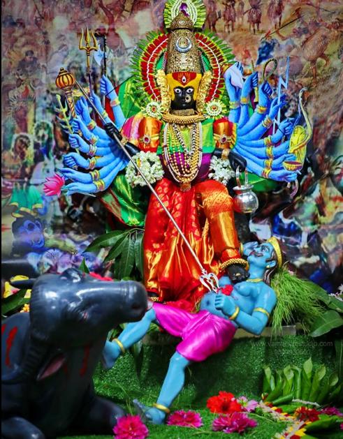 kolhapur mahalaxmi photo