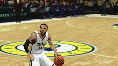 NBA 2K13 D. J. Augustin Indiana Pacers Conference Finals Update