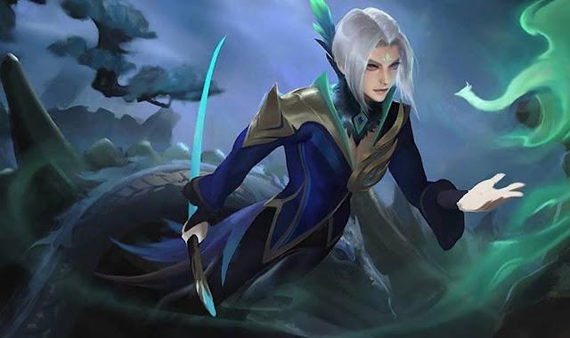 Hero Assassin Ling Mobile Legends