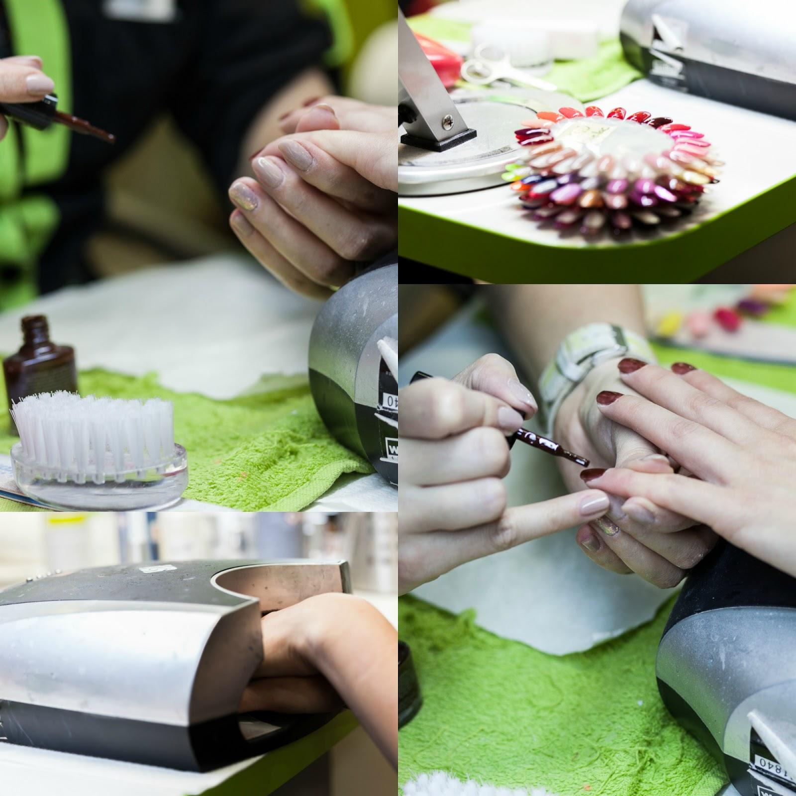 shellack manicure